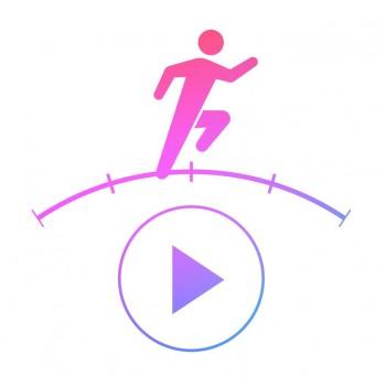 Hi!Tempo Player ~ ランニング用音楽プレーヤー with GPS計測
